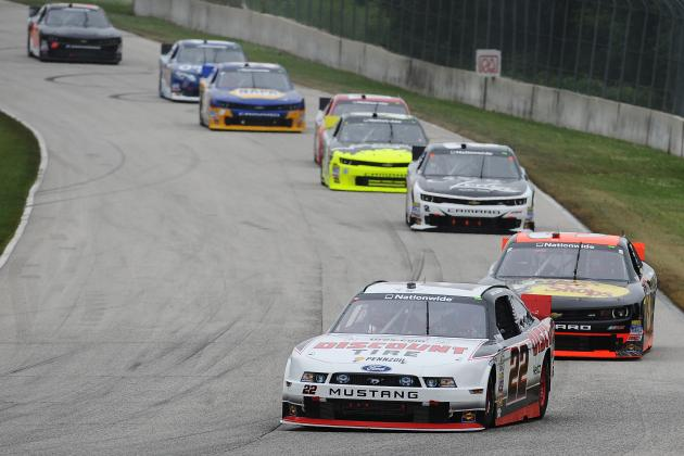 NASCAR Nationwide at Road America 2014 Results: Winner, Standings and Reaction