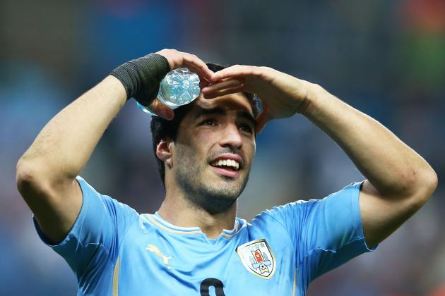 Barcelona Transfer Rumours: Luis Suarez and Other Targets on Barca's Radar