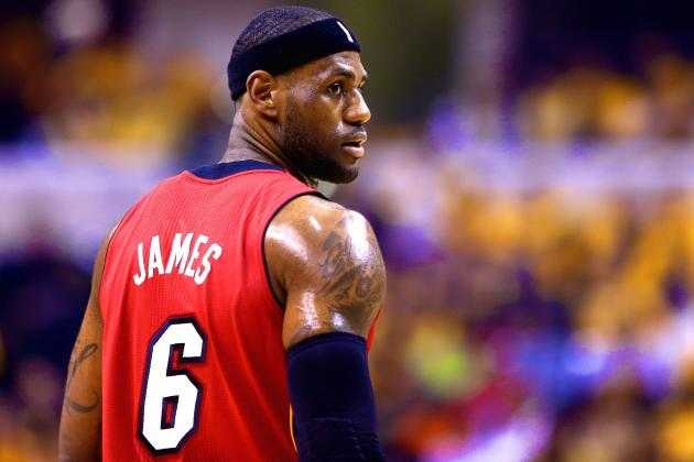 LeBron James Should Listen to Long-Shot Pitch from Daryl Morey, Houston Rockets