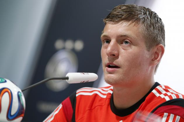 Chelsea Transfer News: Why Toni Kroos Won't Be Joining the Blues Anytime Soon
