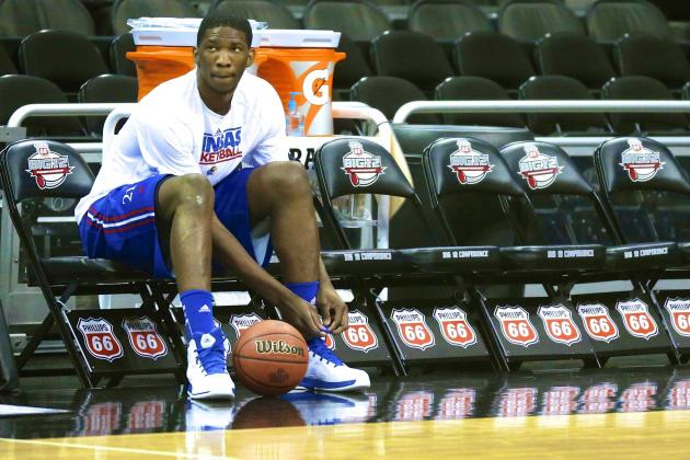 Does Joel Embiid's Latest Injury Scare Raise Greg Oden Red Flags?