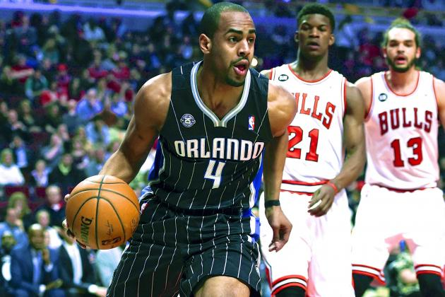 Chicago Bulls Reportedly Aiming for Arron Afflalo Trade
