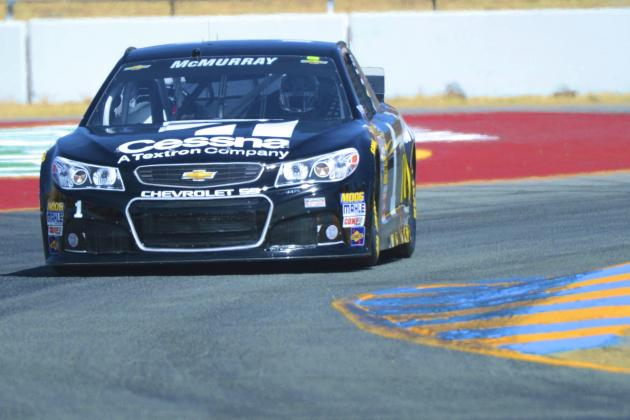 NASCAR at Sonoma 2014 Results: Race Order, Final Times and Twitter Reaction