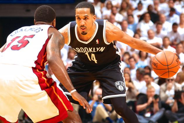 Does Rumored Brooklyn Nets Trade for Jarrett Jack Mean Shaun Livingston Is Gone?