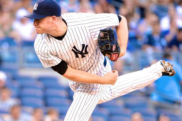 Yankees' Quartet of Rookies Keeping the Team Afloat