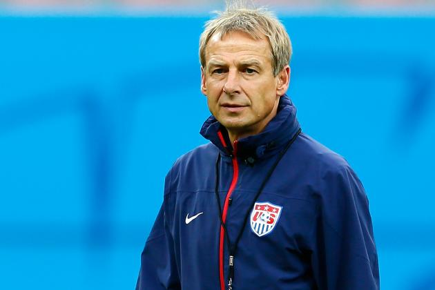 United States Ready for Hot Conditions in World Cup Match Versus Portugal