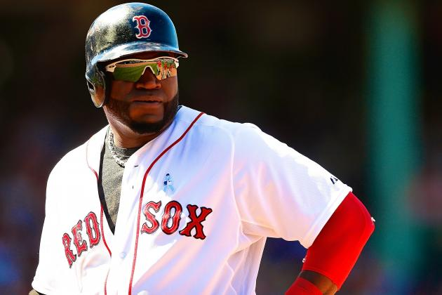 Has Father Time Finally Caught Up to David Ortiz?