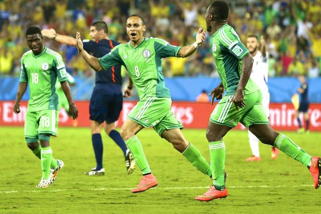 Nigeria vs. Bosnia-Herzegovina: World Cup Group F Score, Grades and Reaction
