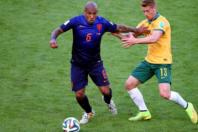 Manchester United Transfer News: Nigel de Jong Would Be Strong Midfield Addition