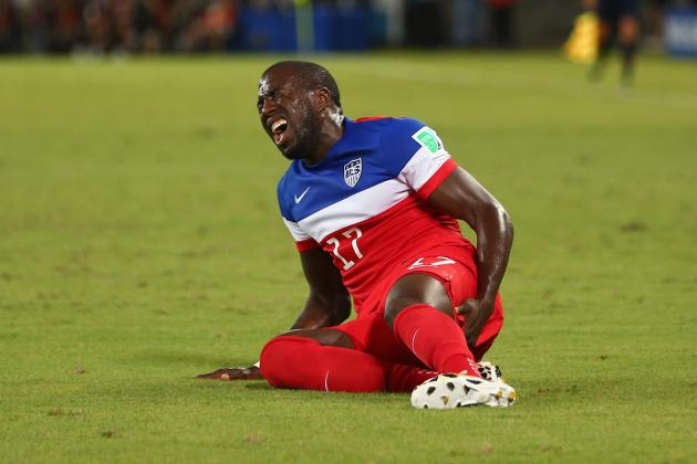 Jozy Altidore Injury: How United States Will Combat Portugal Without Star Player