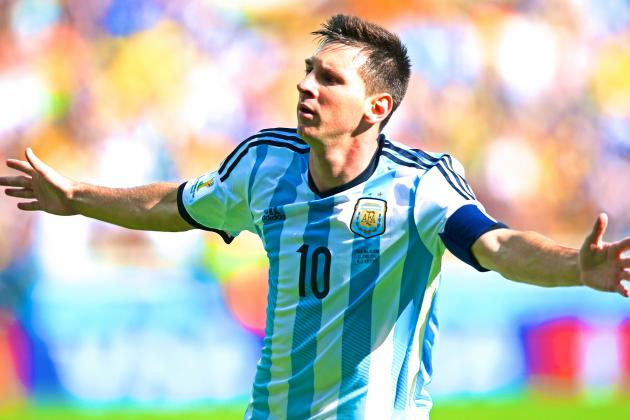 World Cup Daily Digest: Lionel Messi's Heroics Prove Too Much for Others to Copy