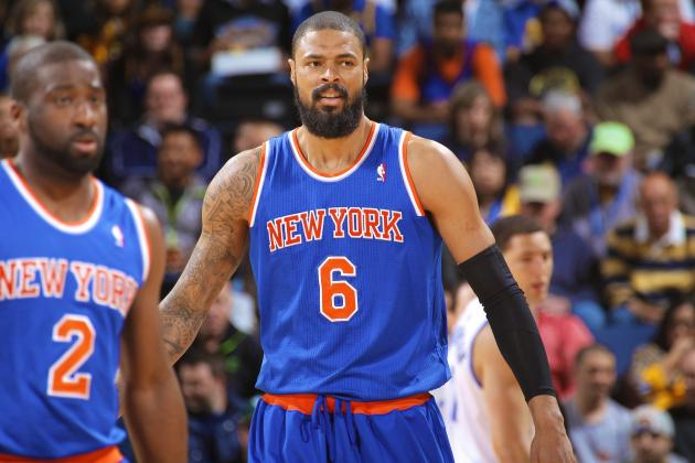Report: Tyson Chandler Latest Name Tied to Golden State Warriors Trade Scenario