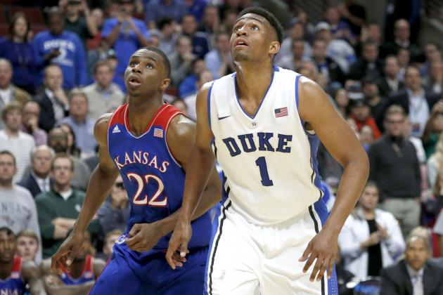 Jabari Parker's Workout Complicates Cavaliers' Decision with No. 1 Draft Pick
