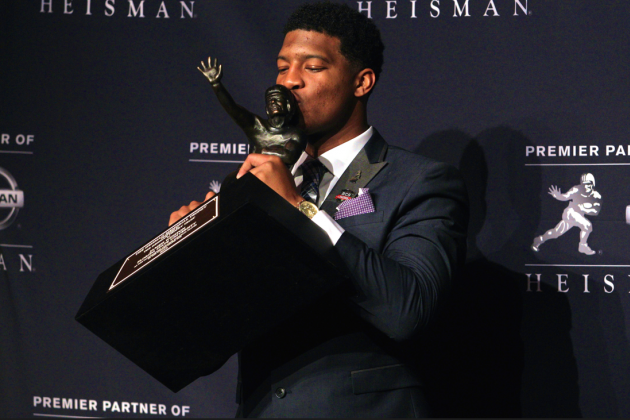 How BCS Era Turned the Heisman Trophy into Glorified QB Award