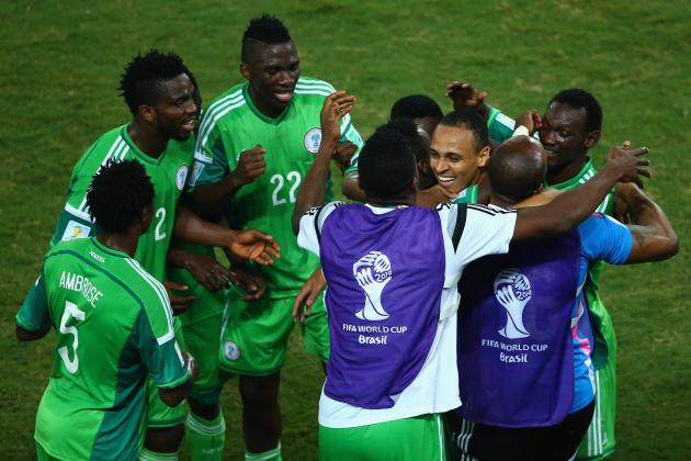 Bosnia Victory Puts Nigeria in Good Stead