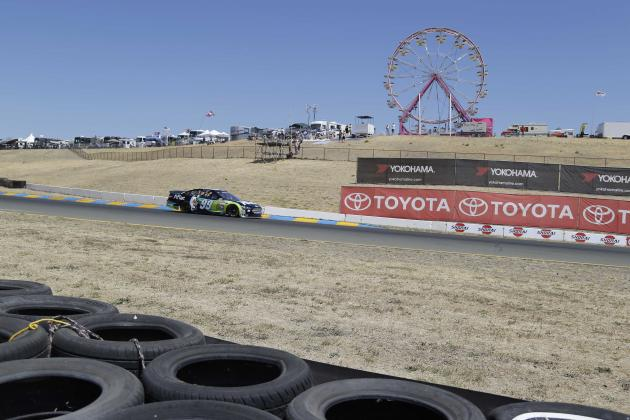 NASCAR at Sonoma 2014: Race Schedule, Live Stream Info and Drivers to Watch