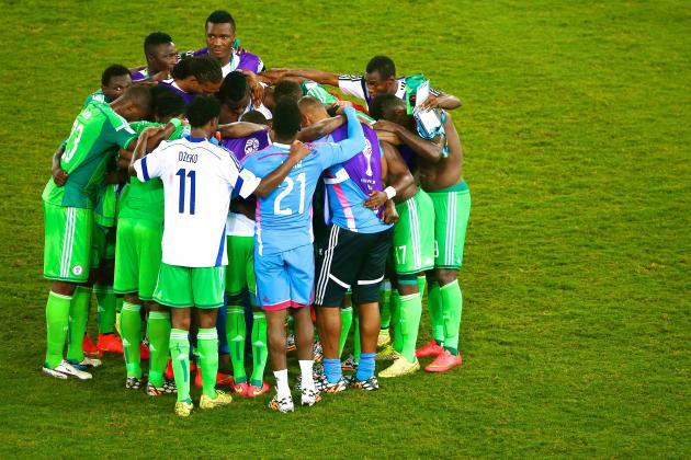 Bosnia Victory Puts Nigeria in Good Stead