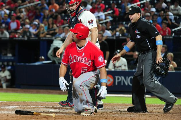 Has the Decline of Albert Pujols Taken Hold Again?