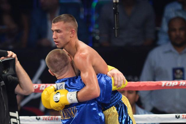 Vasyl Lomachenko vs. Gary Russell Jr.: Winner, Scorecard and Analysis