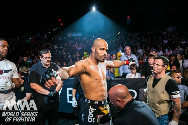 WSOF 10 Results and Recaps from David Branch vs. Jesse Taylor