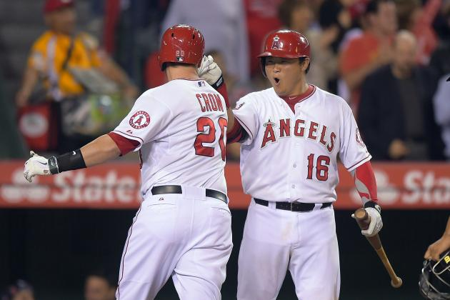 Kendrick Lifts Angels Past Rangers 3-2 in 10