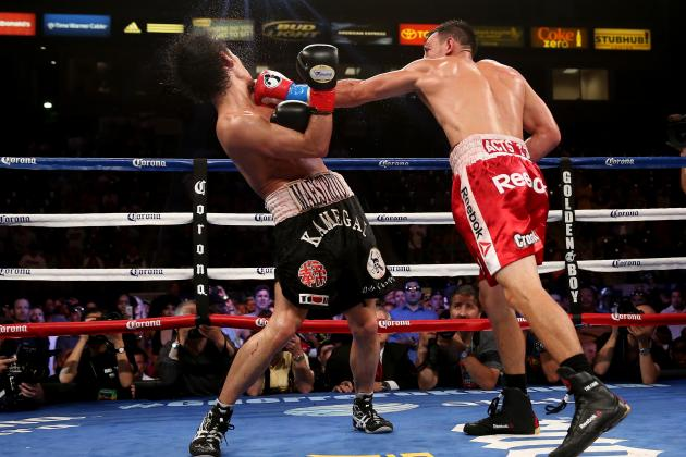 Robert Guerrero vs. Yoshihiro Kamegai: Winner, Scorecard and Analysis