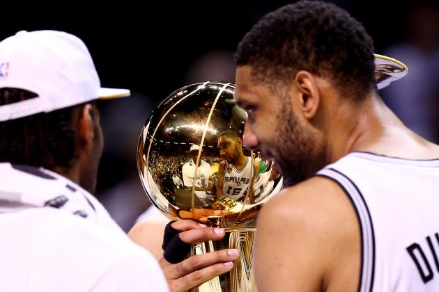 How San Antonio Spurs Evolved Yet Again into NBA Champions