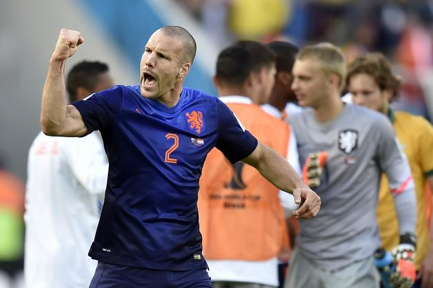 Netherlands vs. Chile: Date, Time, Live Stream, TV Info, 2014 World Cup Preview