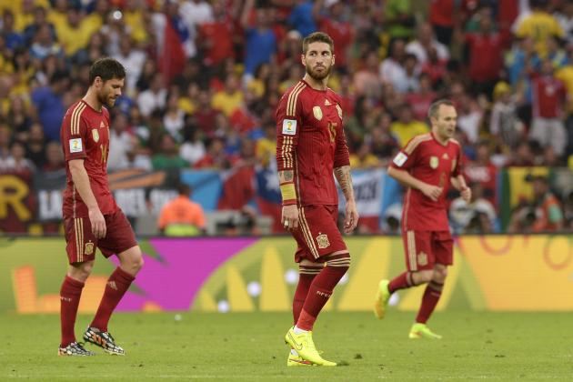 Australia vs. Spain: Date, Time, Live Stream, TV Info and 2014 World Cup Preview
