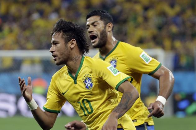Cameroon vs. Brazil: Date, Time, Live Stream, TV Info and 2014 World Cup Preview