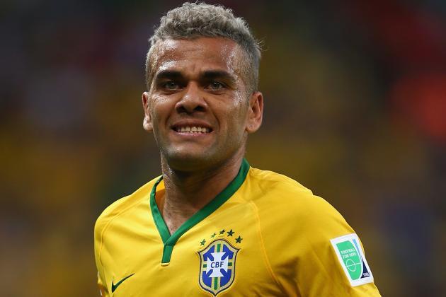 Dani Alves Brands Alan Shearer's Quotes on Brazil Striker Fred 'Idiotic'