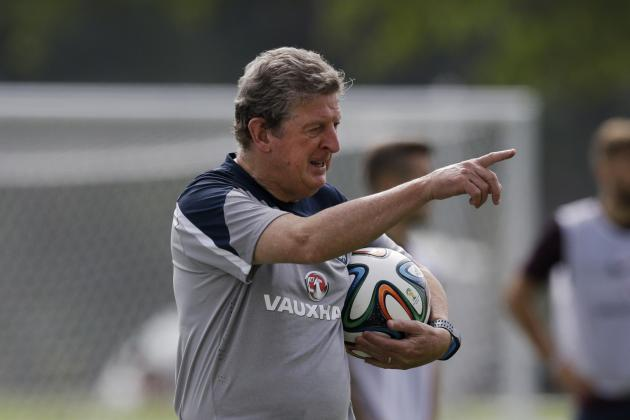 World Cup 2014: Hodgson Already Looking to the Future After England Exit