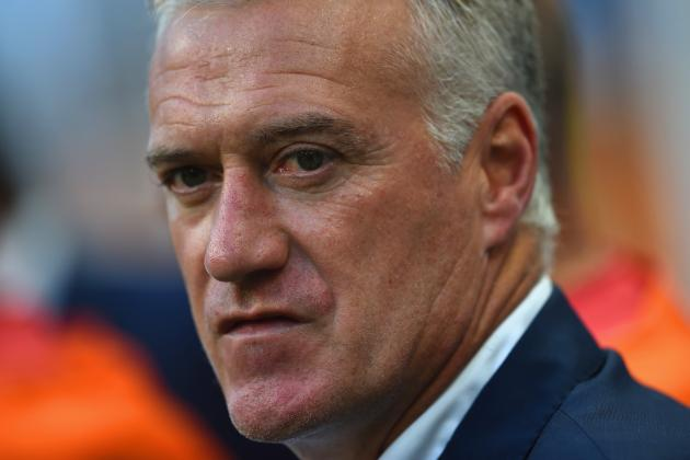 France World Cup Team Being Shaped in the Image of Didier Deschamps