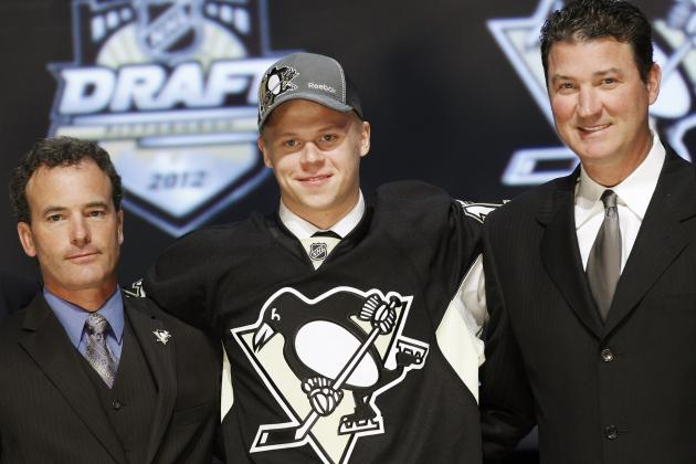 For Penguins, NHL Draft Remains About Assets