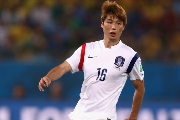 South Korea vs. Algeria: Live Player Ratings