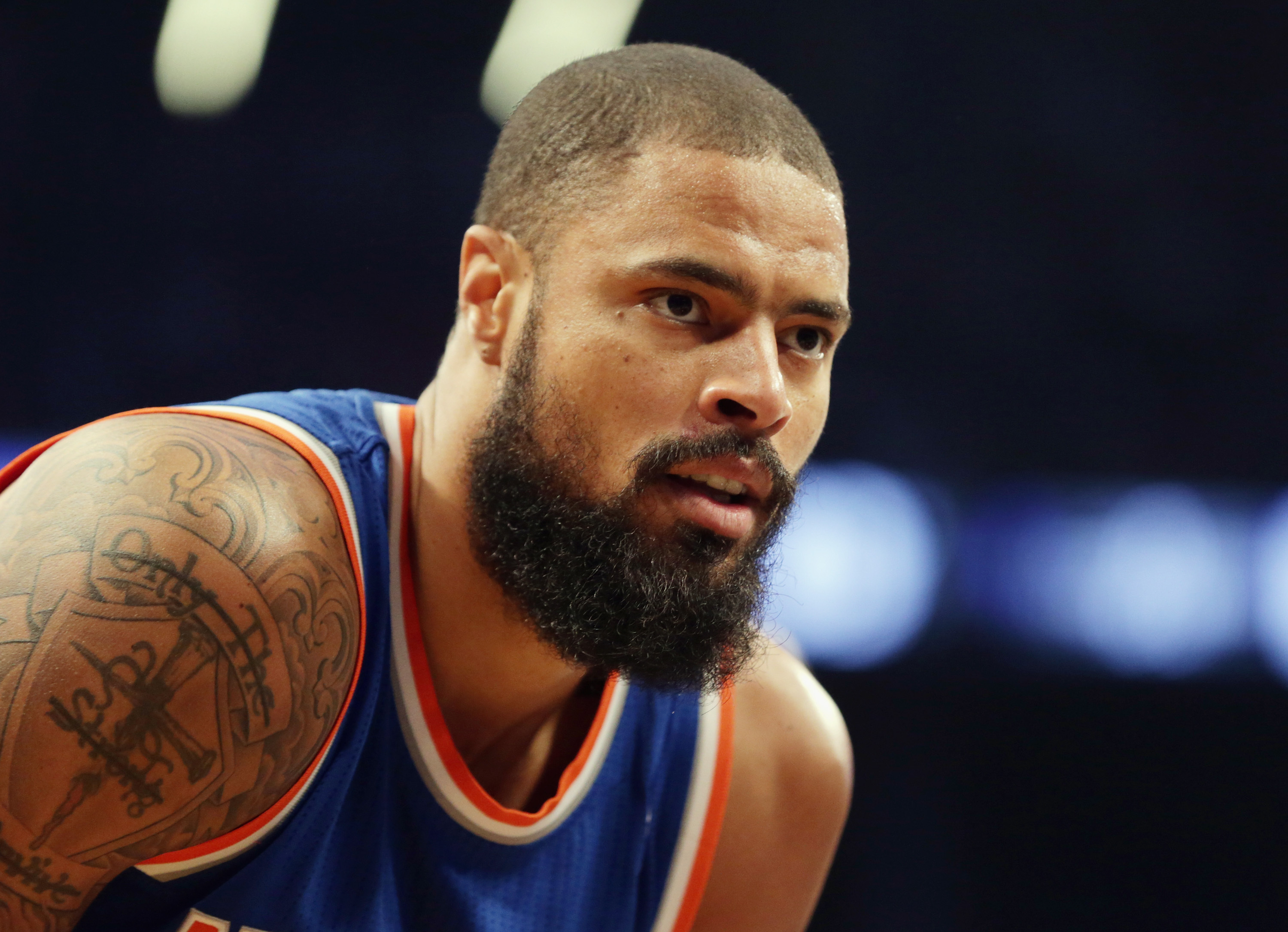 tyson chandler - photo #20