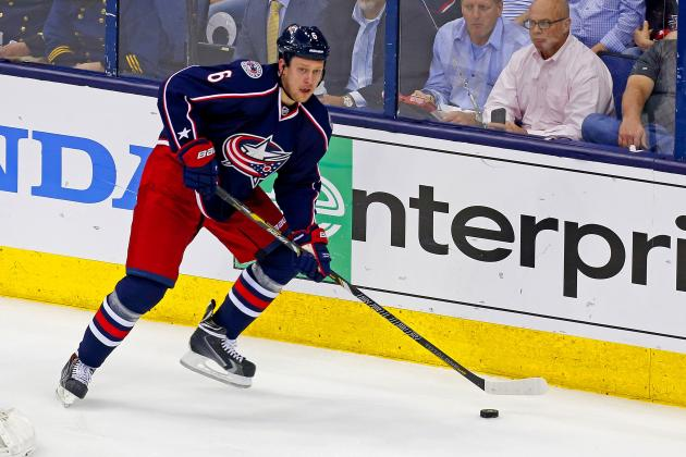 Why Columbus Blue Jackets Should Let Nikita Nikitin Talk to Edmonton Oilers