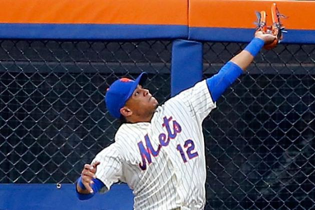 Lagares Rehab Shifts to B-Mets
