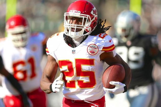 Despite Monster Numbers, Jamaal Charles Still Doesn't Get Attention He Deserves