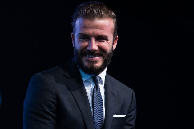 David Beckham Has Turned USA into a 'Soccer Crazy' Nation