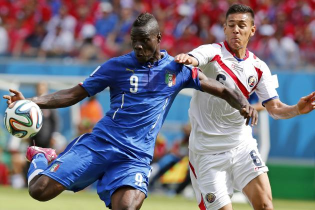 Why Mario Balotelli Is Under Most Pressure for Italy Following Costa Rica Loss