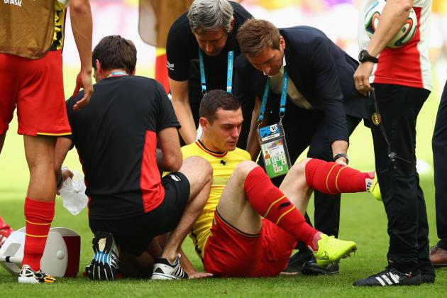 Thomas Vermaelen Injury: Updates on Belgium Star's Status and Return