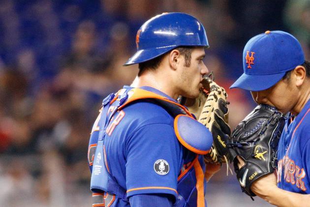Mets Still Debating Recker, Teagarden Fate