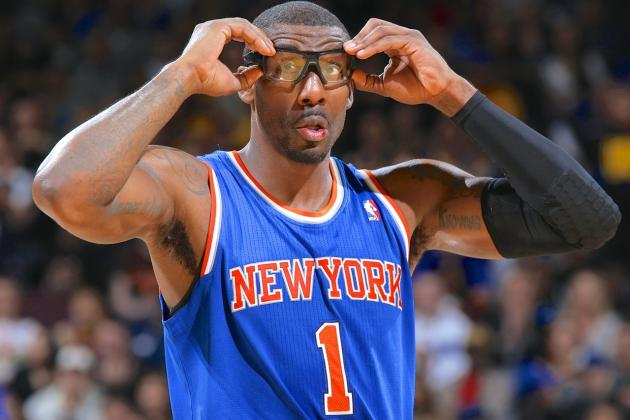 Amar'e Stoudemire Reportedly Opts to Stay with Knicks: Latest Details, Reaction