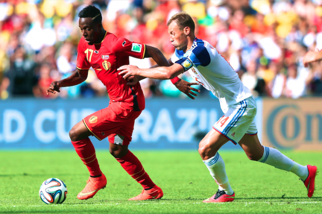Belgium vs. Russia: Live Score, Highlights for World Cup 2014 Group H Game