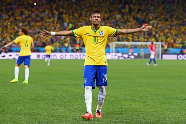 World Cup 2014: Predictions for Top Stars in Action on Day 12 Schedule