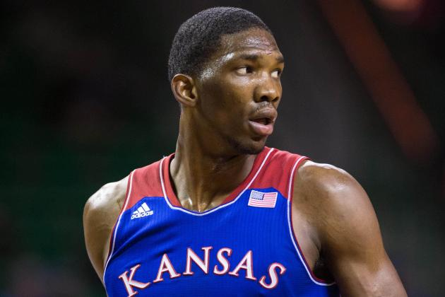 NBA Draft 2014: How Joel Embiid's Injury Affects Lottery Picks