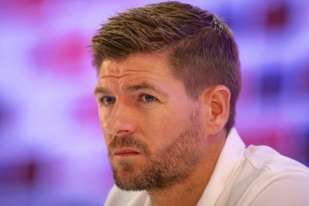 Steven Gerrard Considers England Future as Roy Hodgson Thanks FA for Support