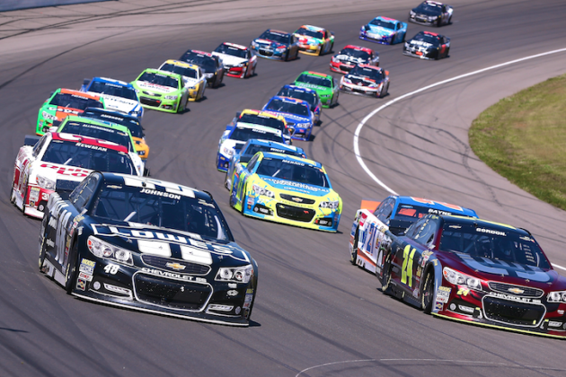 NASCAR at Sonoma 2014: Live Results and Analysis from Save Mart 350