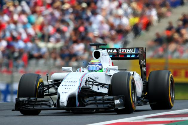 Felipe Massa's Slide to 4th at 2014 Austrian GP Proves He Is Past His Peak